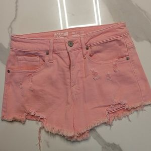 Mossimo High Rise Shorts size 4/27